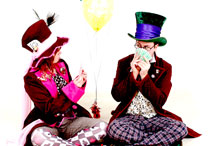 Magic Hatter Birthdays Picture